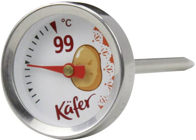 Image of Kafer 7-3006 Barbecuethermometer aardappel, grillen