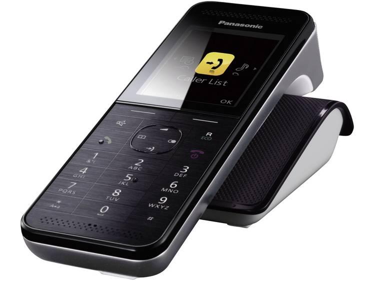 Panasonic KX-PRWA10 DECT handset Zwart, RVS
