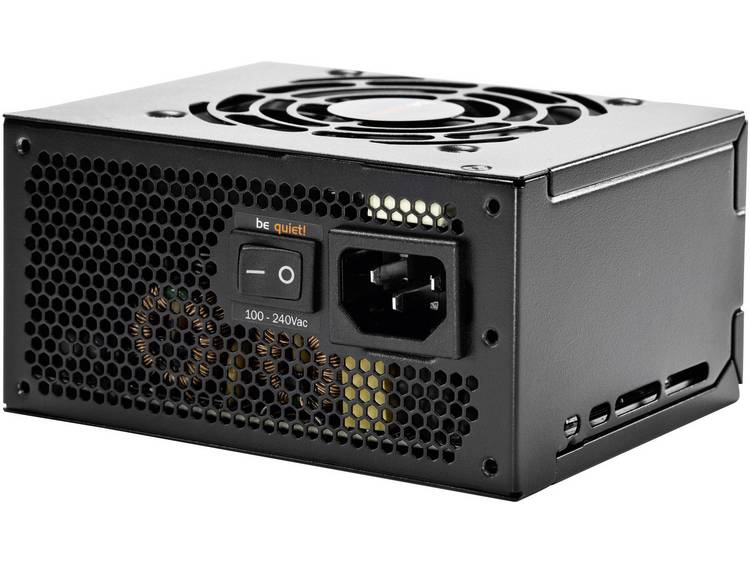 BeQuiet SFX Power 2 PC netvoeding 300 W SFX 80 Plus Bronze