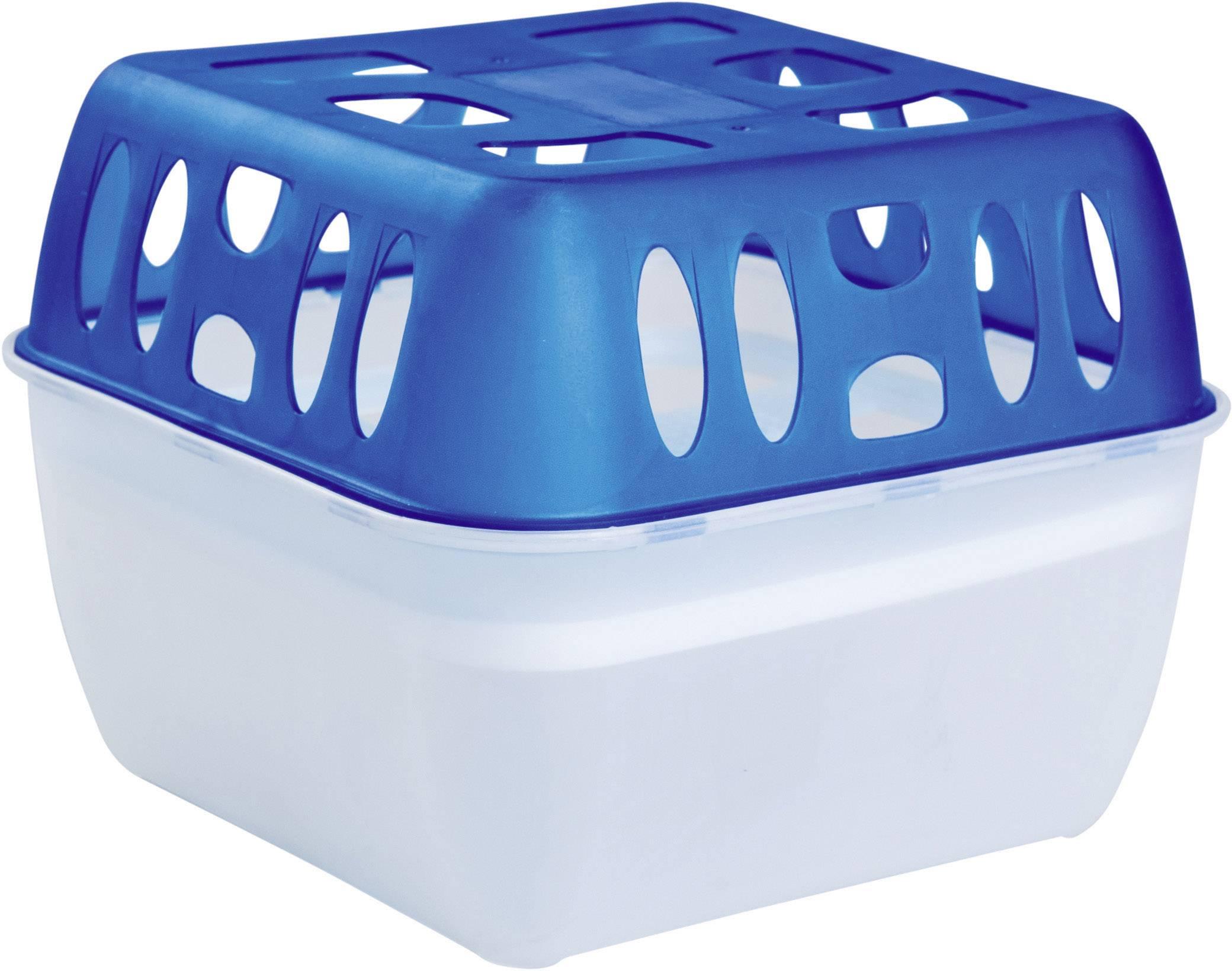 Granulaat-luchtontvochtiger PINGI Profi-Dry 12 m² Blauw-wit | Conrad.nl