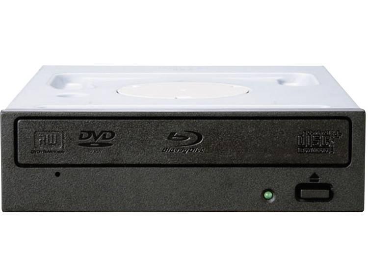 Pioneer BDR-209DBK Interne Blu-ray brander Bulk SATA Zwart