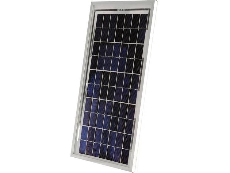 Sunset Monokristallijn zonnepaneel 10 Wp 17.3 V SM 10