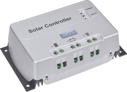 Zonne-energielaadregelaar SC-serie 12/24 V SC 10