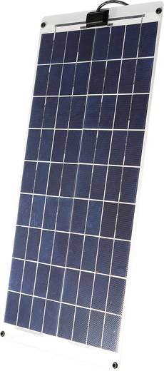 Solarset SM 30L Sunset 30 Wp Incl. aansluitkabel, Incl. laadregelaar, Geschikt voor camper en boot
