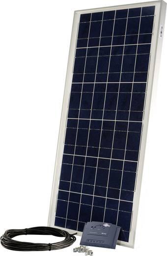 Sunset Polykristallijnen zonne-energiesets 12 V PX 55-set
