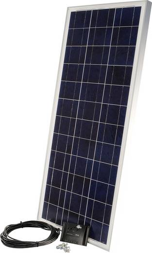 Sunset Set op zonne-energie Polykristallijne zonne-energiesets 12 V PX 85-set110273Vermogen 85 W