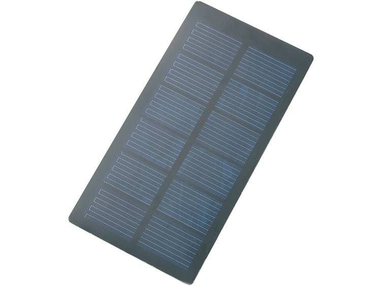 CE Polykristallijn zonnepaneel 0.75 Wp 3 V
