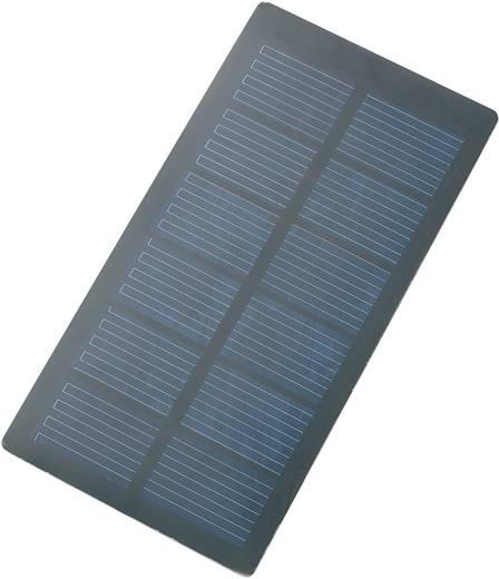 Polykristallijn zonnepaneel 0.75 Wp 3 V