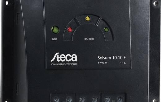 Steca Solsum 10.10 F Solar laadregelaar 12 V, 24 V 10 A