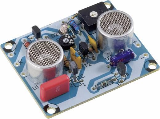 Kemo B214 Ultrasoon afstandsalarm Bouwpakket 9 V/DC, 12 V/DC