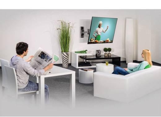 """TV-beugel Hama FULLMOTION 25,4 cm (10"""") - 116,8 cm (46"""") Kantelbaar en zwenkbaar, Roteerbaar"""