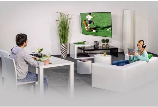 """Hama FULLMOTION Ultraslim XS 2 Arme TV-beugel 25,4 cm (10"""") - 66,0 cm (26"""") Kantelbaar en zwenkbaar, Roteerbaar"""
