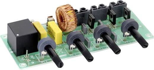 Conrad Components 116246 3 kanaals Lichtorgel Uitvoering (bouwpakket/module): Bouwpakket 230 V/AC