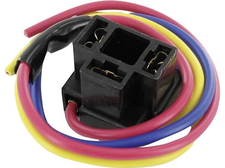 Lampfitting H4 en R2 Fitting P43t Bouwvorm (autolamp) H4, R2 SecoRüt