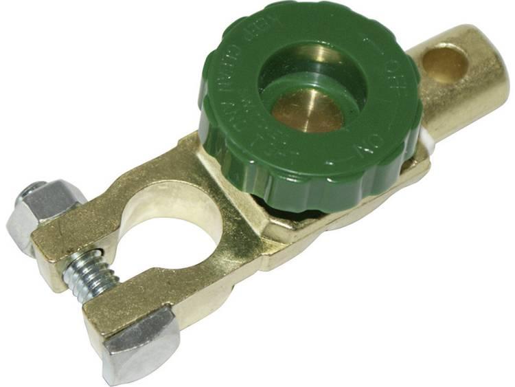 EAL accu onderbreker Goud, Groen 6-24 V
