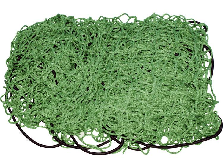 Aanhangernet (l x b) 3 m x 2 m Eufab 10509 Met rubberen spanband