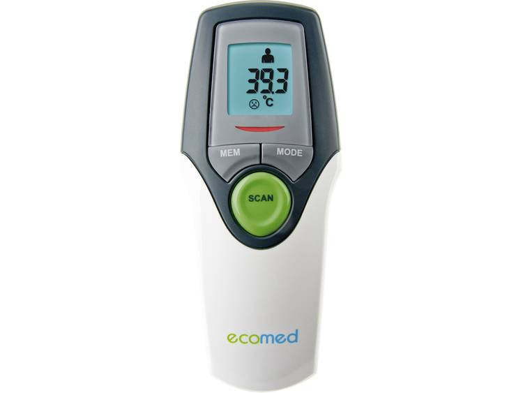 Medisana TM 65-E Infrarood koortsthermometer Slaap, Voorhoofd