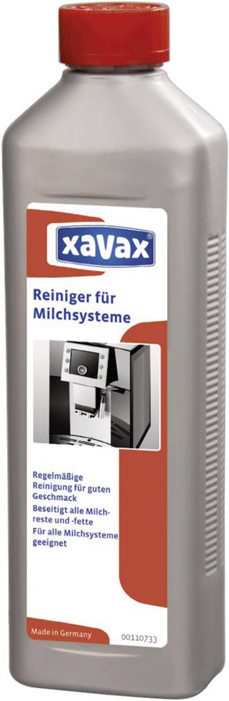 Xavax Reiniger fur Milchsysteme 00110733 500 ml