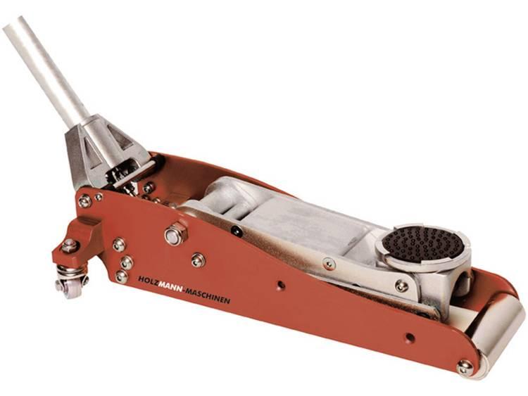 Rangeerwagenkrik RWH 125ALU 85 mm 375 mm 1250 kg Holzmann Maschinen H050600007