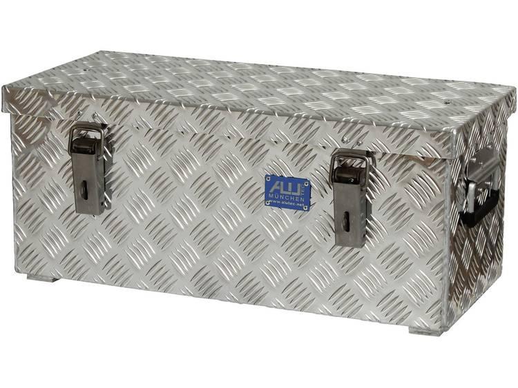 Transportkist R37 Alutec 41037 Afmetingen (calc.) (l x b x h) 622 x 275 x 270 mm Materiaal Aluminium