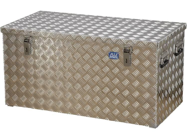 Transportkist R250 Alutec 41250 Afmetingen (calc.) (l x b x h) 1022 x 525 x 520 mm Materiaal Alumini