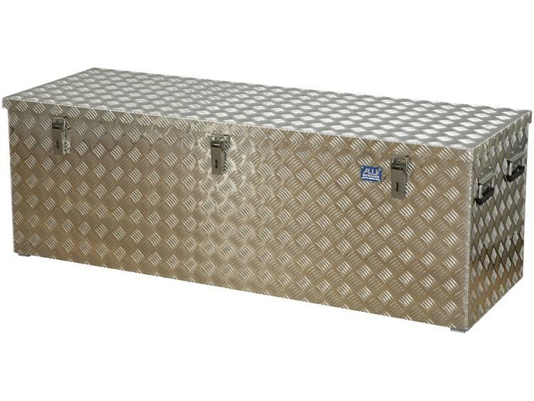 Transportkist R375 Alutec 41375 Afmetingen (calc.) (l x b x h) 1522 x 525 x 520 mm Materiaal Alumini