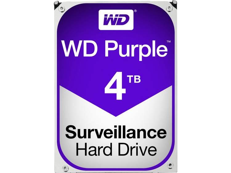 Western Digital WD40PURZ Harde schijf (3.5 inch) 4 TB Purple⢠Bulk SATA III