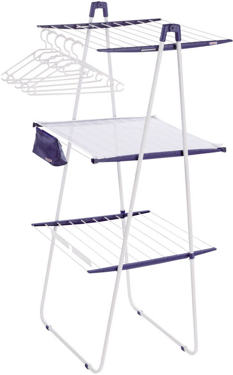 Leifheit Stand Dryer Tower 200 Deluxe