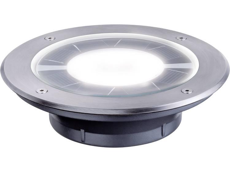 Paulmann 93776 Solar inbouwlamp LED vast ingebouwd LED 0.36 W RVS