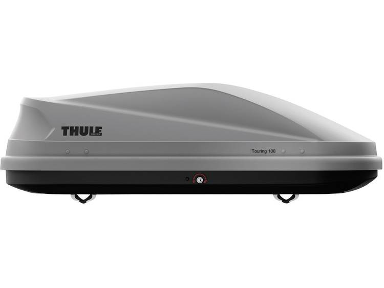 Thule Touring 100 Titan Aeroskin dakkoffer 330 l Titaan