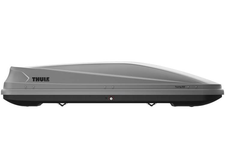 Thule Touring 600 Titan Aeroskin dakkoffer 300 l Titaan