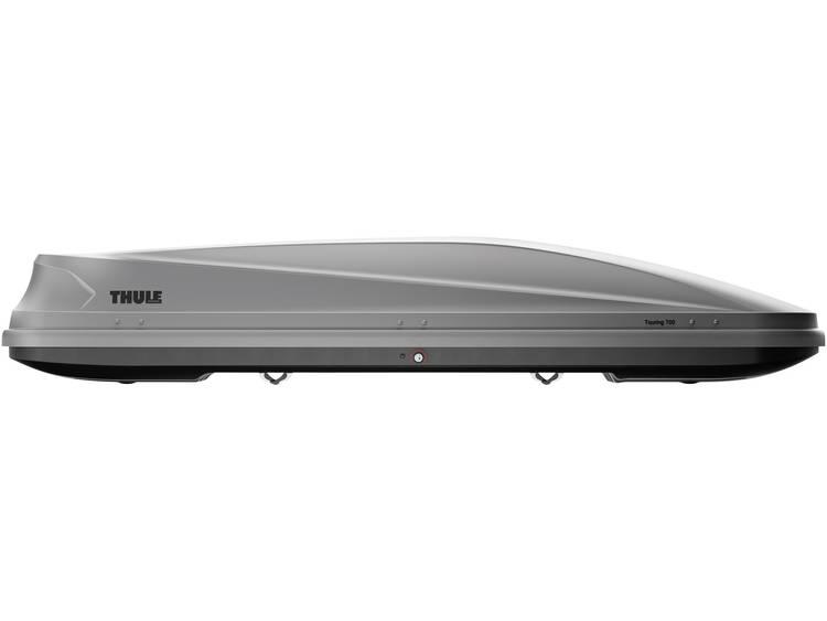 Thule Touring 700 Titan Aeroskin dakkoffer 430 l Titaan