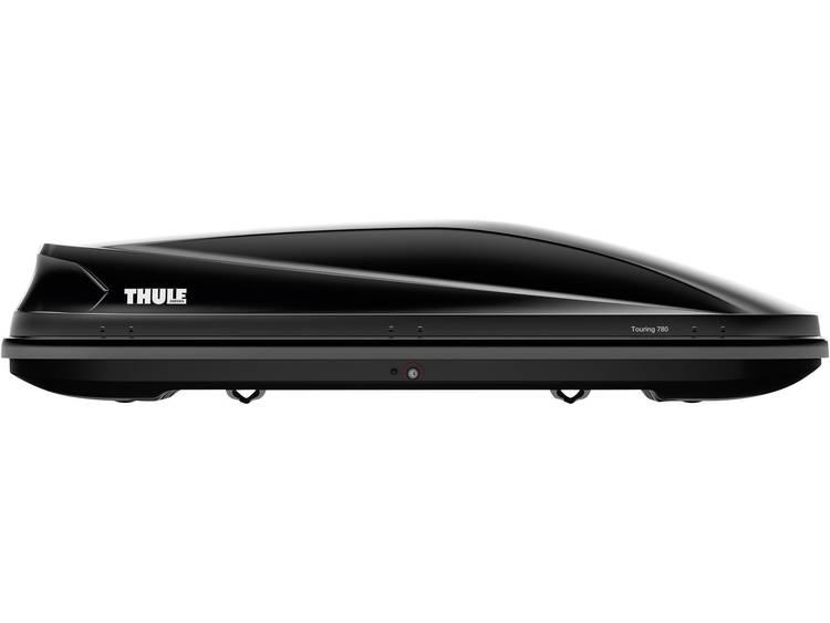 Thule Touring 780 Black Glossy dakkoffer 420 l Zwart (glanzend)