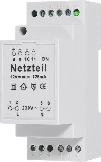 Conrad Components Schakelende netvoedingsmodule Module Ingangsspanning (bereik): 230 V/AC (max.) Uitgangsspanning (bereik): 12 V/DC (max.)