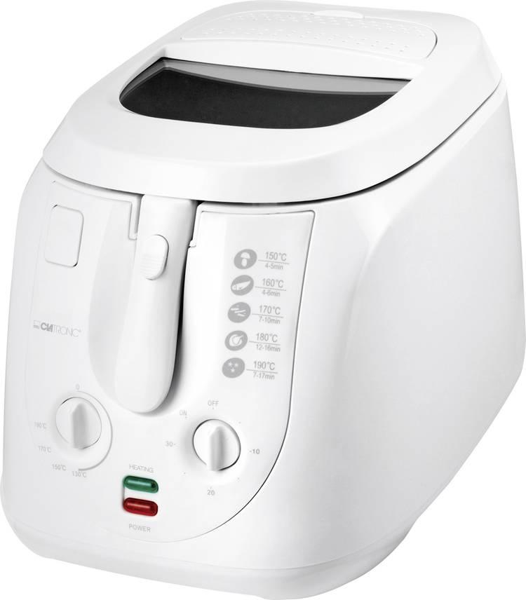 Image of Clatronic FR3548 Frituurpan 2000 W met handmatige temperatuursinstelling