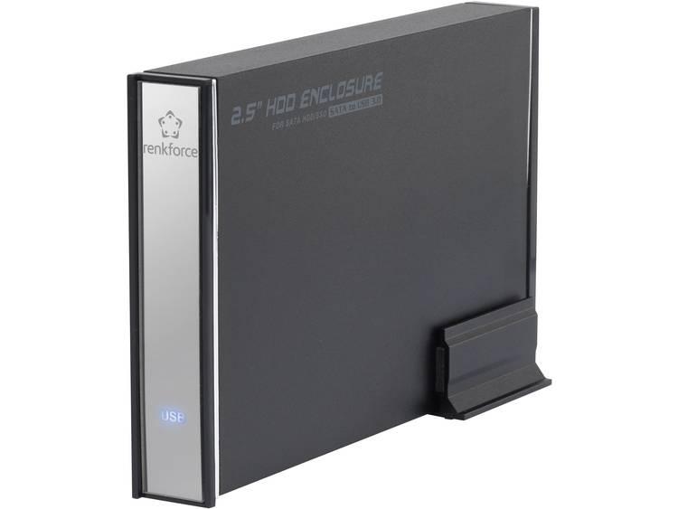 Renkforce RF-3511668 2.5 inch SATA-HDD-behuizing USB 3.0