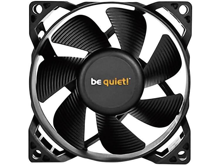 PC ventilator BeQuiet PURE Wings 2 80 mm Zwart (b x h x d) 80 x 80 x 25 mm