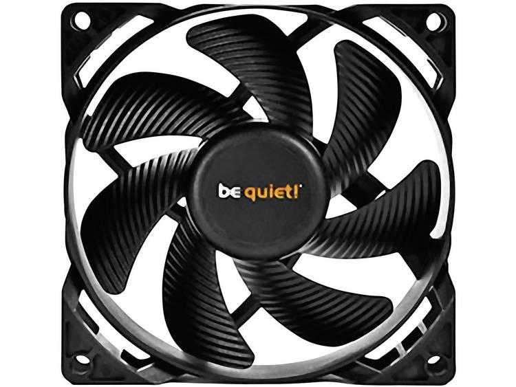 PC ventilator BeQuiet PURE Wings 2 92 mm Zwart (b x h x d) 92 x 92 x 25 mm