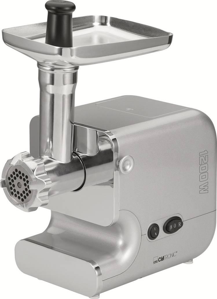 Image of Vleesmolen Clatronic FW3506 261691 550 W Zilver-grijs