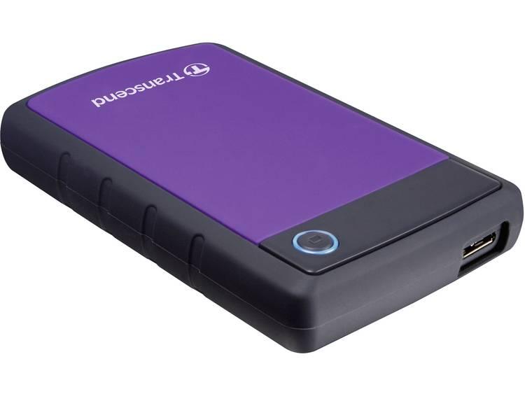 Transcend StoreJet® 25H3 4 TB Externe harde schijf (2.5 inch) USB 3.0 Paars