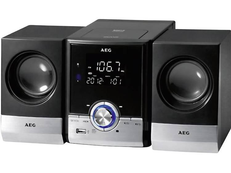 AEG Music Center met Bluetooth 11 W Zwart Miniset