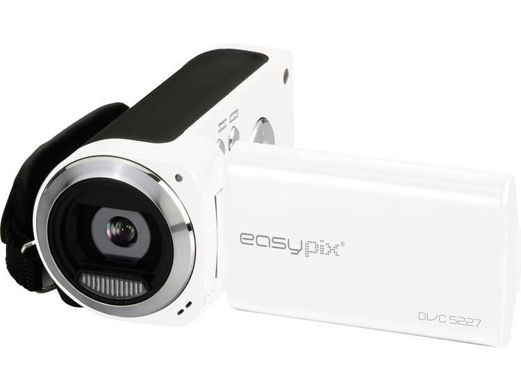 Easypix DVC-5227-W Camcorder 6.9 cm 2.7 inch 5 Mpix Wit