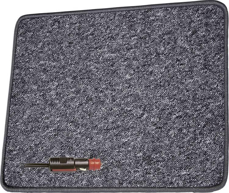 ProCar by Paroli Warmtemat (l x b) 60 cm x 100 cm 12 V Antraciet