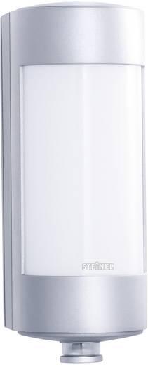 Buitenwandlamp met bewegingsmelder G9 80 W Steinel L 271 S 647919 Zilver