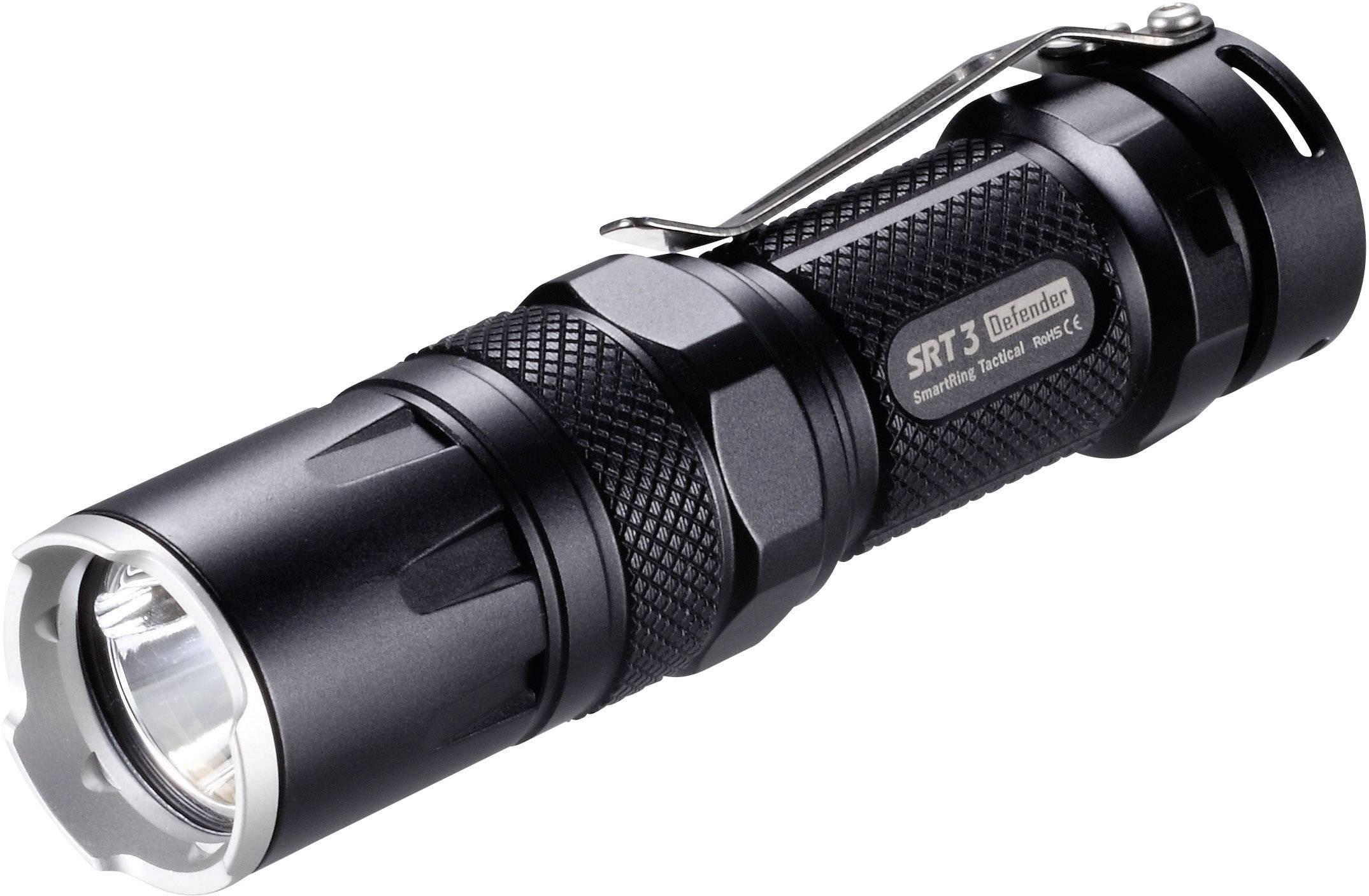 Zaklamp Rood Licht : Nitecore srt3 led zaklamp werkt op batterijen 550 lm 150 h 87 g