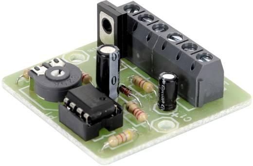 Temperatuurgestuurde ventilatorregelaar Bouwpakket Conrad Components 117323 12 V/DC 20 tot 70 °C