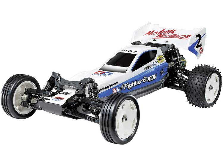Tamiya Neo Fighter Brushed 1:10 RC auto Elektro Buggy 2WD Bouwpakket