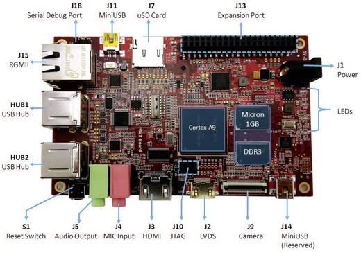 RIoTboard 1GHz Development board MCIMX6 SOLO