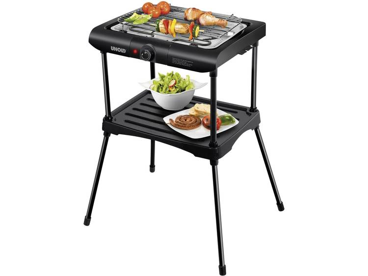 Unold 58550 Barbecue Black Rack