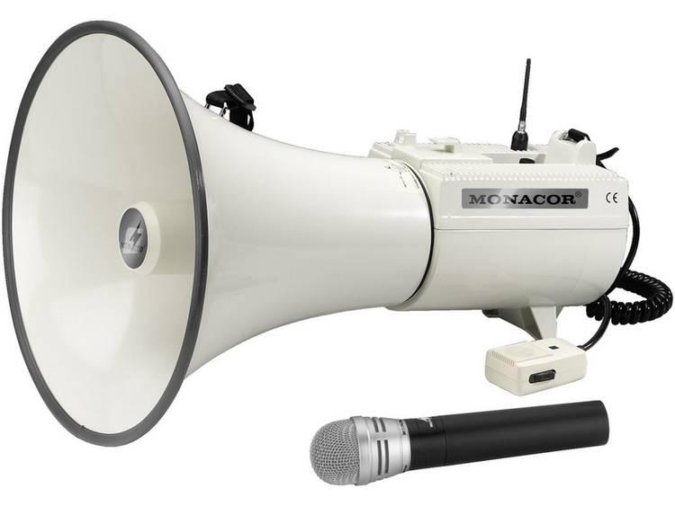 Monacor TXM-48 draadloze megafoon met microfoonzender 505 mm